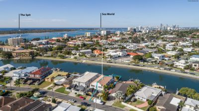 Waterfront duplex priced for immediate sale