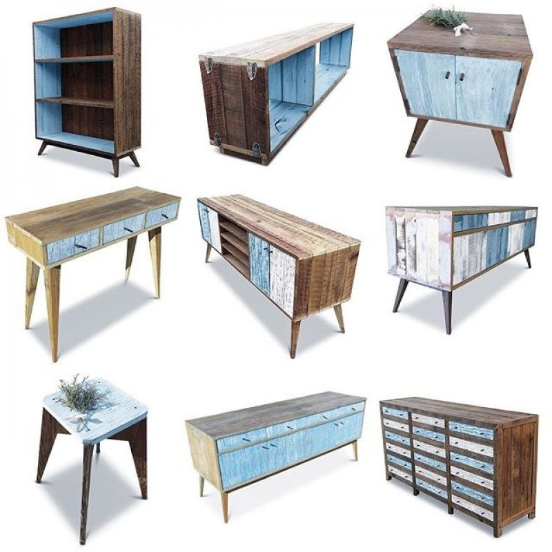 FURNITURE MANUFACTURER – RECYCLED WOOD.  RELOCATABLE BUSINESS