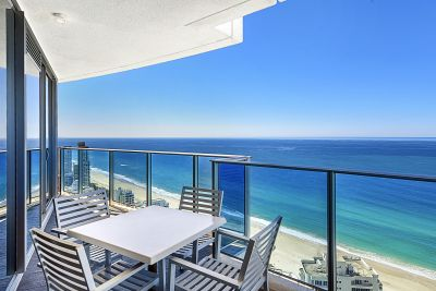 Urgent Hilton Sale  27th floor - Luxury 2bed