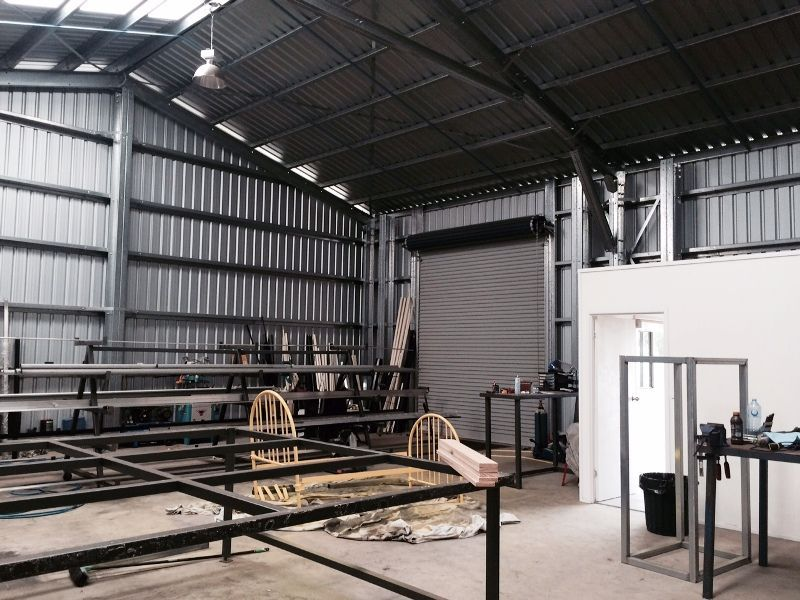 Commercial Avenue 12 Shed for Lease