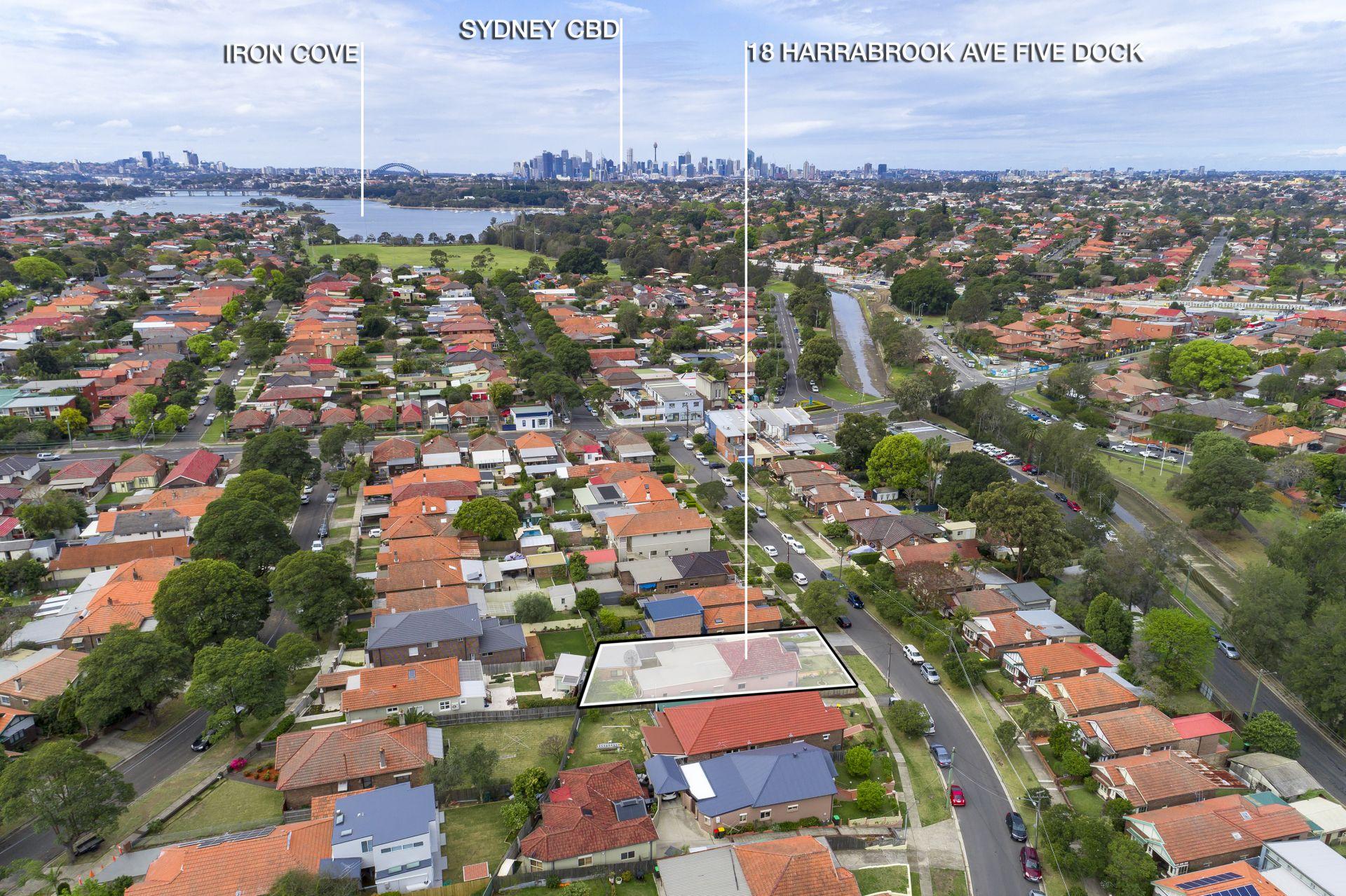 18 Harrabrook Avenue, Five Dock NSW