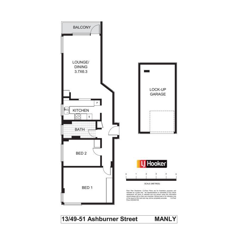 13/49-51 Ashburner Street Manly 2095