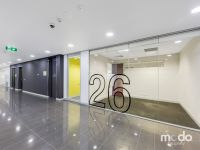 Corporate Standard, Fully Partitioned Office With Views | See Floor Plan