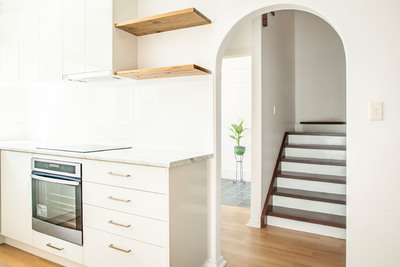 LEASED! Renovated Townhouse Gem!