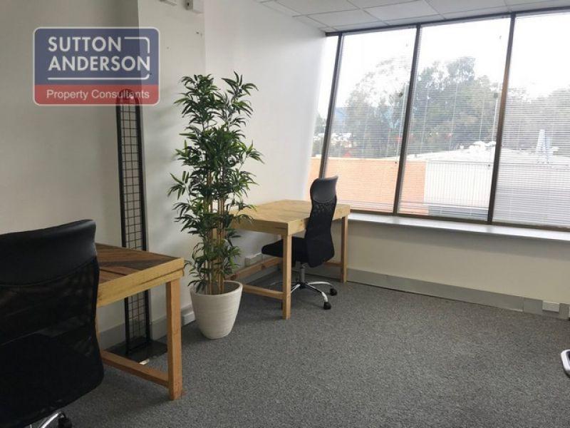 STUNNING REFURBISHED OFFICE ACCOMMODATION