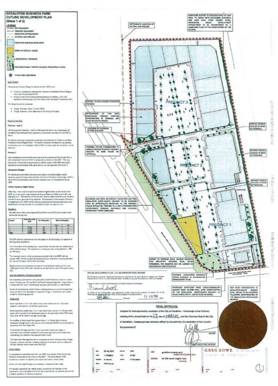 Significant development site
