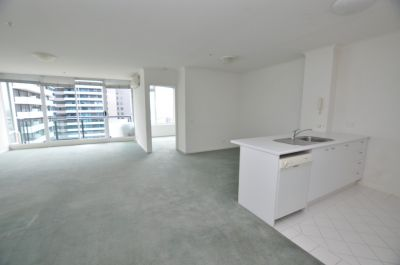 Two Bedrooms with Huge Living Area and Bay Views!