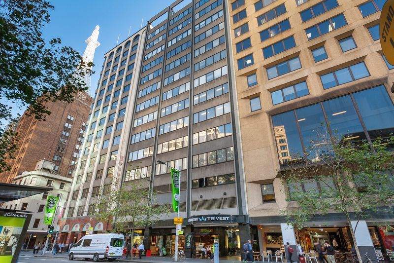 Secure CBD Carspace for Lease!