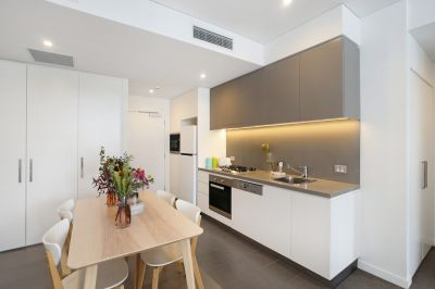 One bedroom North Aspect apartment in Harold Park