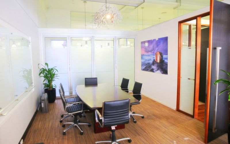 Stand Alone + Stand Out Corporate Office