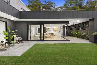 FLAWLESS FREE-FLOWING CONTEMPORARY DESIGN