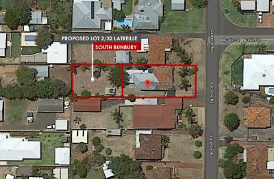 BUILD YOUR DREAM HOME IN THE SOUGHT AFTER STREETS OF SOUTH BUNBURY