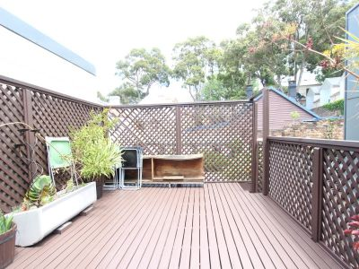 Spacious three bedroom terrace, located in the heart of Surry Hills