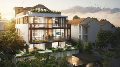 Luxe Rose Bay- www.luxerosebay.com.au - Under Construction
