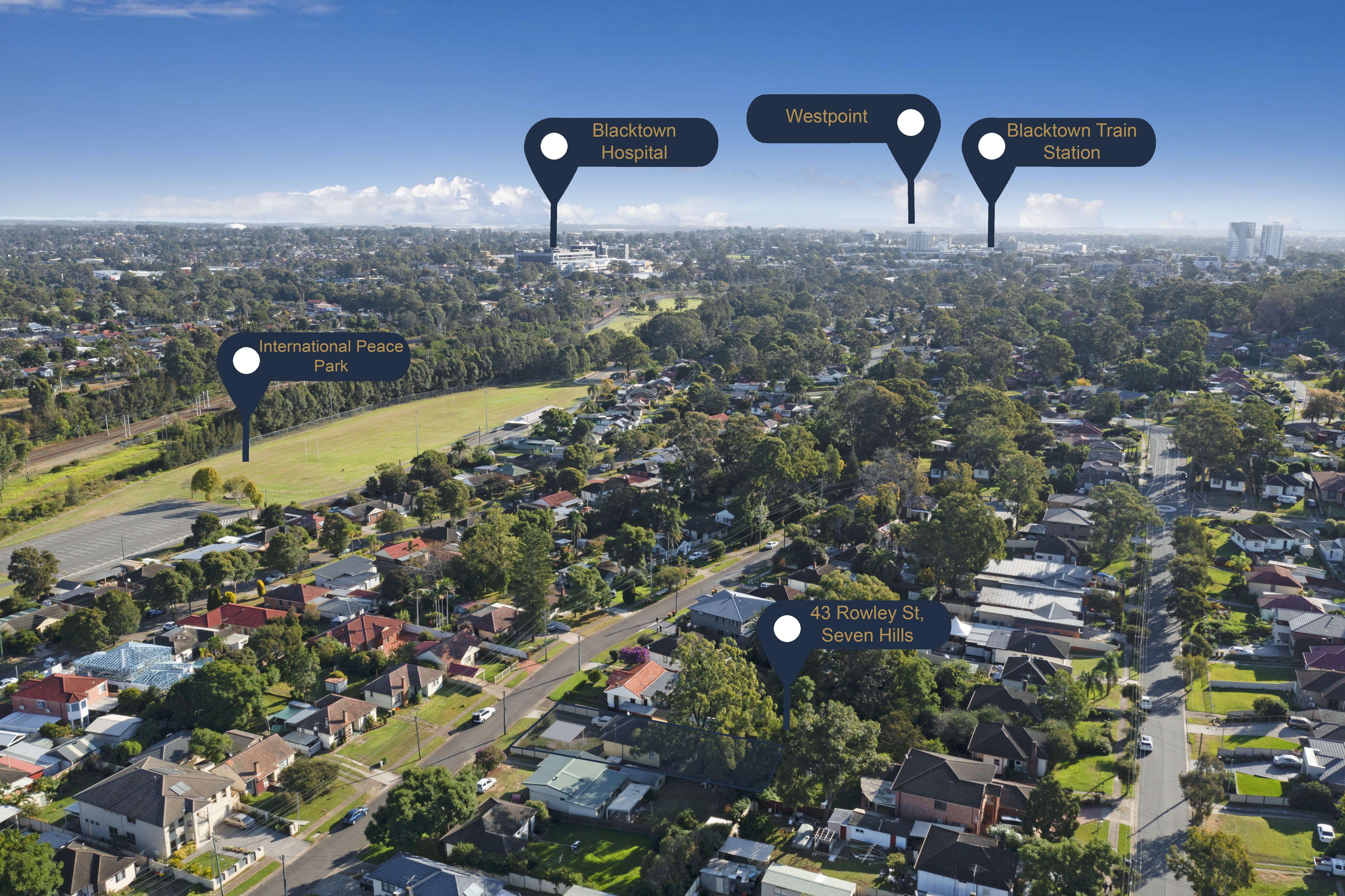 43 Rowley Street, Seven Hills NSW 2147