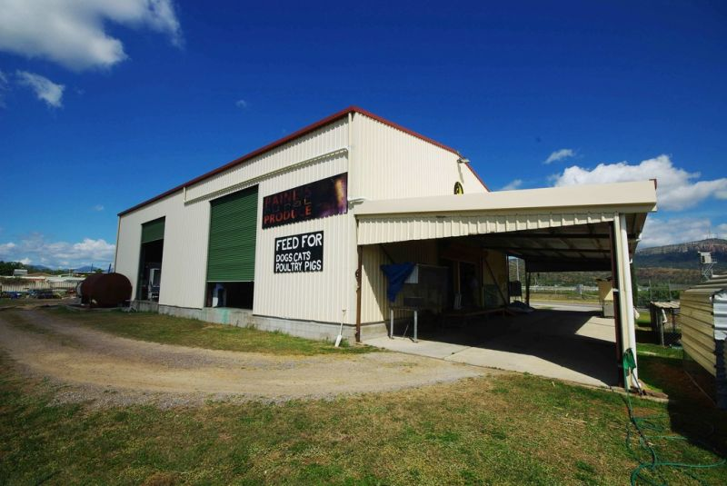 Cluden warehouses for lease