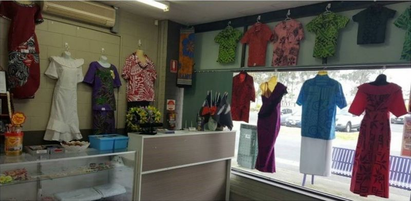 URGENT SALE -POLYNESIAN GENERAL STORE (GENERAL GROCERIES, ISLAND CLOTHES/FABRICS