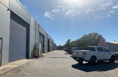 Warehouse on Brisbane Road