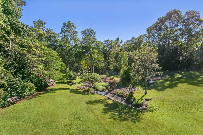 OUTSTANDING PARKLAND ACREAGE ~ PRIVATE AND SERENE