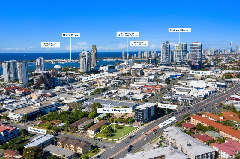 Prime Precinct 1 Opportunity in the Commercial Heart of the Gold Coast