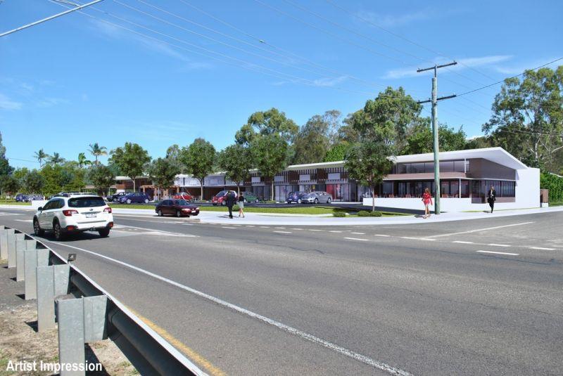 New Retail / Restaurant Development Opposite Noosa River