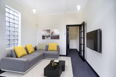 FULLY FURNISHED   2 BEDROOM newly renovated home central location
