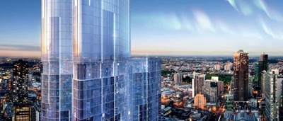 Stunning Two Bedroom Apartment in Melbourne CBD