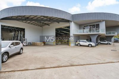 1,842sqm, Secure Modern Freestanding Industrial Facility