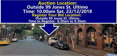 206/99 Jones street, Ultimo