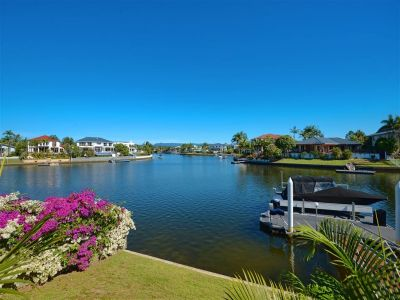 Picturesque Home On Outstanding Wide Water