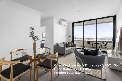 Spectacular brand new 3 bedroom city view apartment