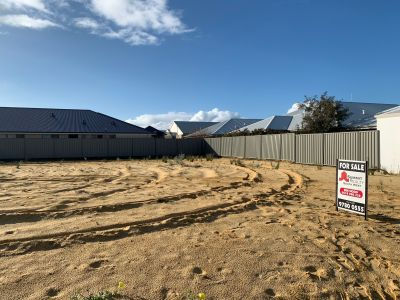 TITLED LOT - READY TO BUILD!
