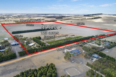 Prime 49.8ha Location with Great Farming Layout and Small Business Opportunity