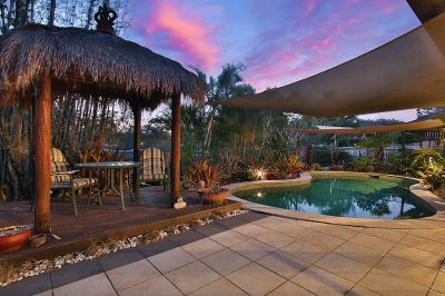 Tropical Retreat 30 Minutes From Bris CBD! Instructions Are To Sell!